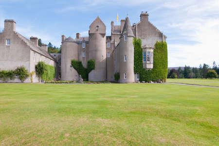 Ballindalloch Castle in Scotland