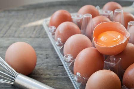 Frische Eier Standard-Bild - 73100324
