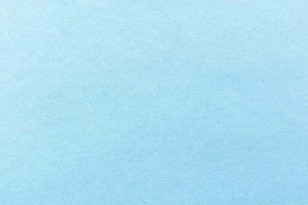 Close-up shot of light blue paper texture pattern for background Stock Photo