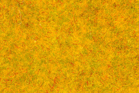 abstract green background made of fibers photo