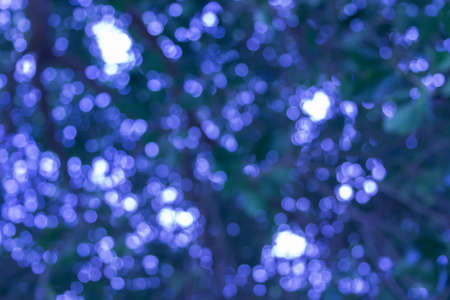 rounds: colorful bokeh ,Holiday rounds Stock Photo