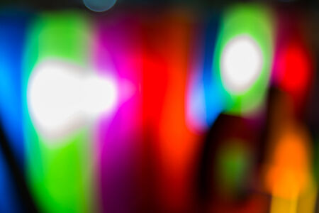 Colorful Soft lights background photo