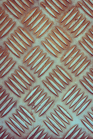 stainless steel floor plate texture photo