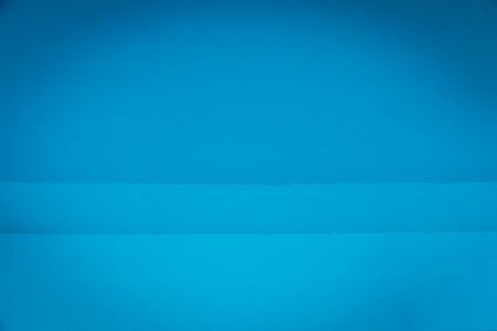 blue grunge background: Blue color  wall background texture