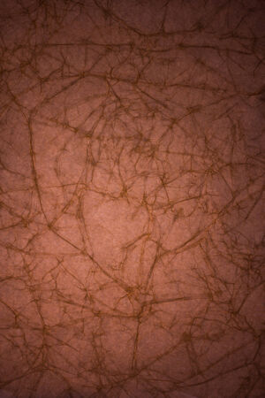 crease: brown paper texture with crease background Stock Photo