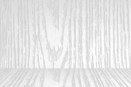 Texture of White Wood on natural light photo