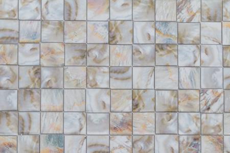 White Ceramic rustic tiled floor background