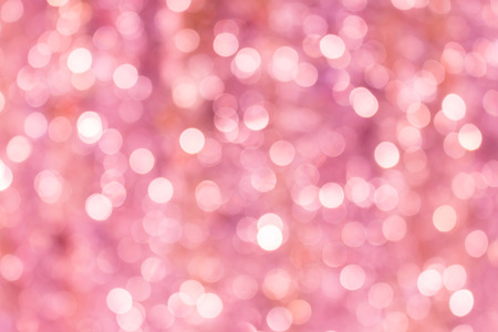grey skies: abstract orange,white and pink silver bokeh background with texture Stock Photo