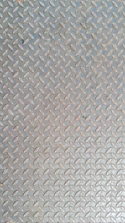 metallic texture: diagonal pattern on gray metal texture of metal plate sheet