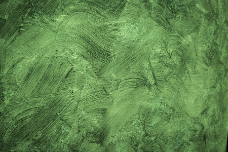 Green and Gray Brushed white concrete wall texture  background photo
