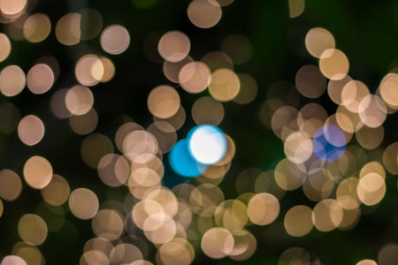 gold color: Gold color bokeh elegant abstract background with bokeh defocused lights