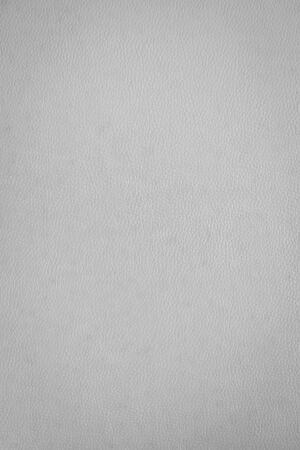leatherette: White leatherette texture background Stock Photo