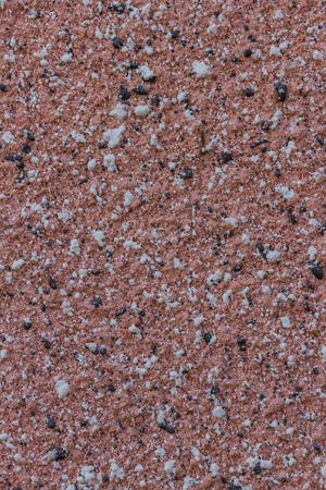 ceramic floor: Red dot Ceramic floor sandstone texture background Stock Photo