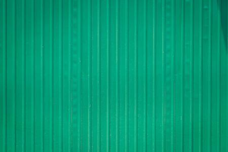 steel sheet: Green steel sheet Zinc Fence texture background