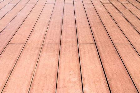 old wood floor: Brown old wood floor texture background Stock Photo