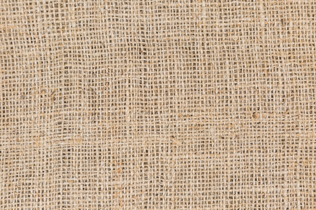 Gunny sack ,Hessian Texture from natural fibres use for background Stock Photo