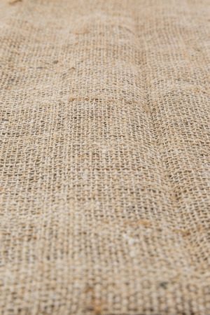 fibres: Gunny sack ,Hessian Texture from natural fibres use for background Stock Photo