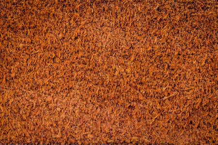 textile pattern: Other side of brown leather texture background Stock Photo