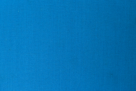 Blue nylon fabric texture background Standard-Bild