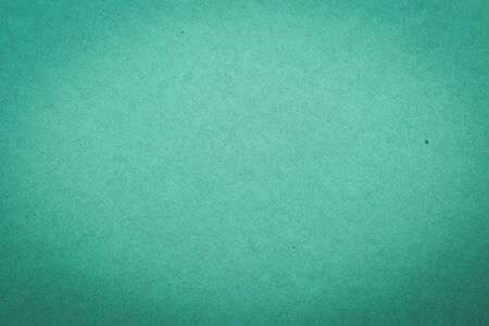 corrugated box: Green paper sheet texture background Stock Photo