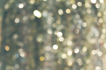 blinking: Abstract Glitter Defocused Background with Blinking lights blurred Bokeh background Stock Photo