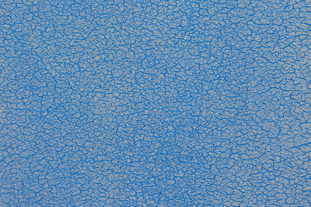 cracks: Cracks on the color of car from sunlight and heat. Stock Photo