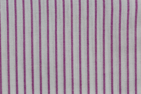 men shirt: Close-up of fabric striped red and white from men shirt pattern
