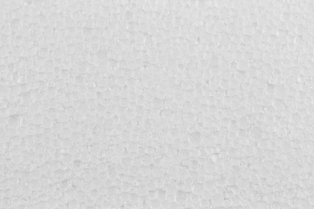 fragile industry: White polystyrene foam texture  background