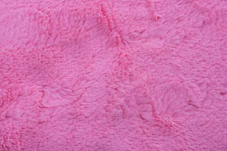 pink fur: Beautiful sparkling artificial pink fur texture background