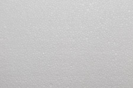 styrene: White foam sheet texture background
