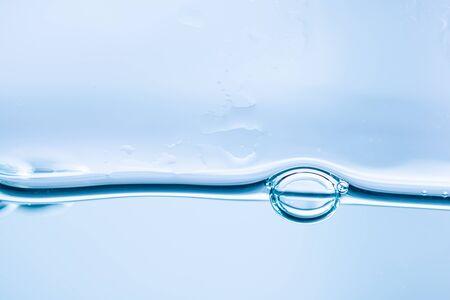 Underwater Air blue Bubbles Underwater Background Bubbles