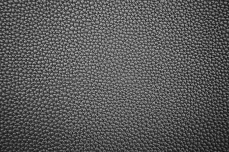 Black old leather texture background 写真素材