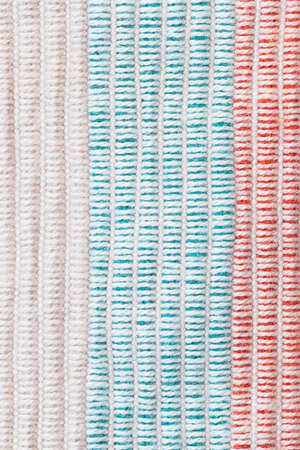 Colorful woven pattern texture background