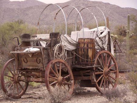 przodek: Wild West dyliżans