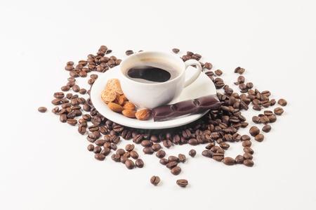 Coffe cup bonen