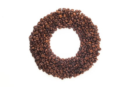 Coffee range Stock Photo
