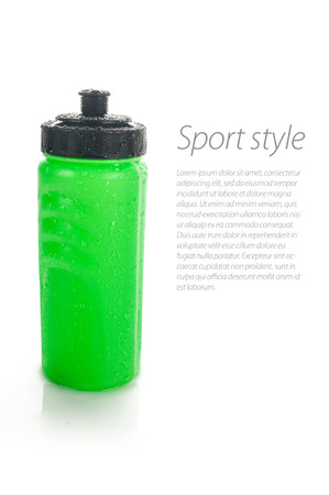 sport bottle photo