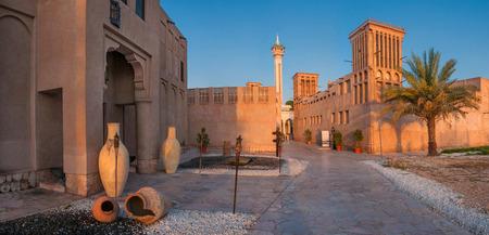 bastakiya: bastakiya area