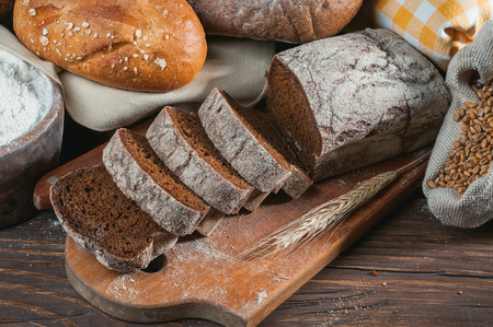 bakery products wallpaper horizontal