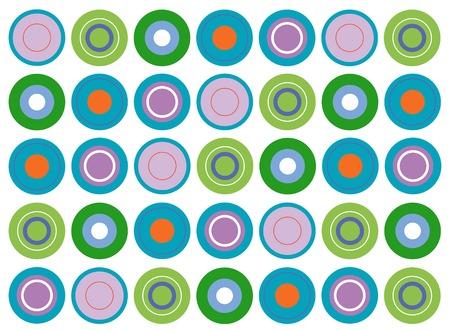 papel tapiz turquesa: retro disco turquesa (vector) - ilustra fondo