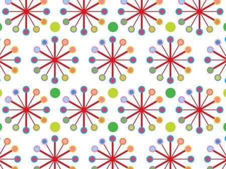 color wheel pattern Stock Vector - 1815896