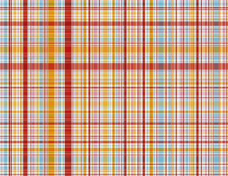 candy red plaid retro pattern  background  art  graphics Vector