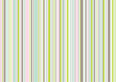 stripes: sweet pink summer stripes Illustration