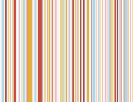retro candy stripes (vector) - illustrated background