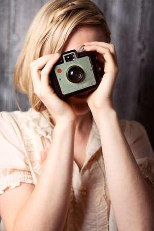 Beautiful Woman Portrait. Stock Photo - 8817221