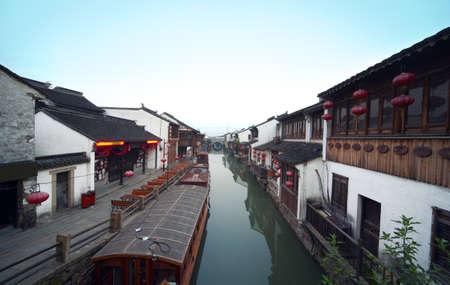 Shoot at Suzhou street