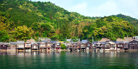 Fishing village in Kyoto  Shoot at 2012 summer time
