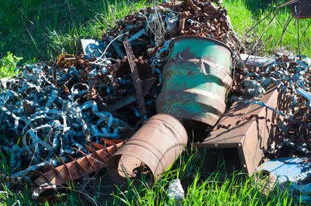 scrapyard: Scrap dump