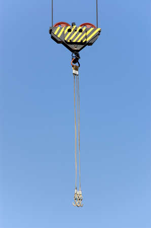 Lifting crane hook