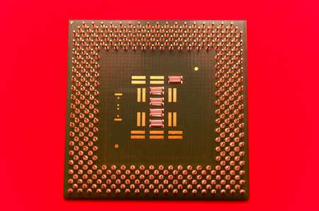 Micro processor Stock Photo - 3093289